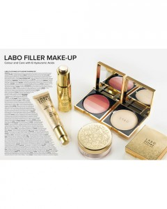 LABO FILLER MAKE-UP / QUARTO TRIMESTRE 2015